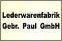 Lederwarenfabrik Gebr. Paul GmbH